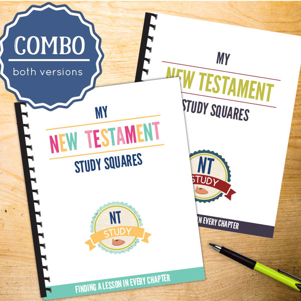 New Testament Squares