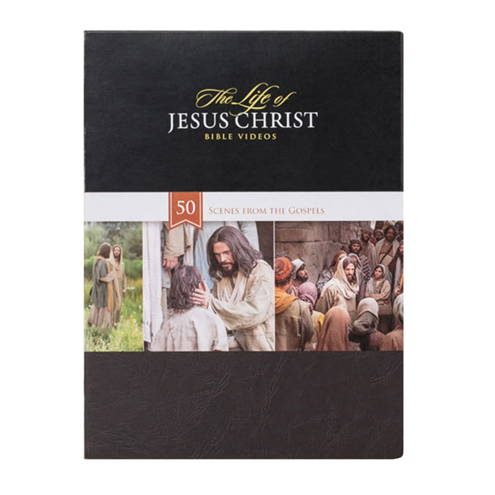 Life of Jesus DVDs