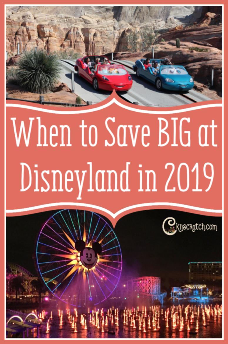 Oooh, this is super helpful. Save big at Disneyland now. #Disneyland #Disney #FamilyTravel
