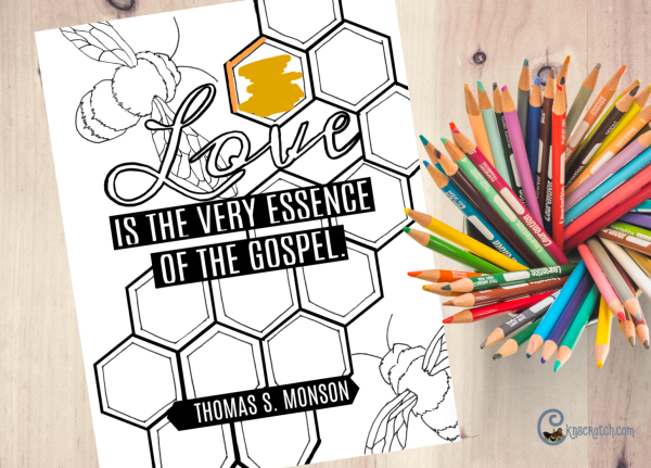 Love these coloring pages- great for sharing with your ministering families