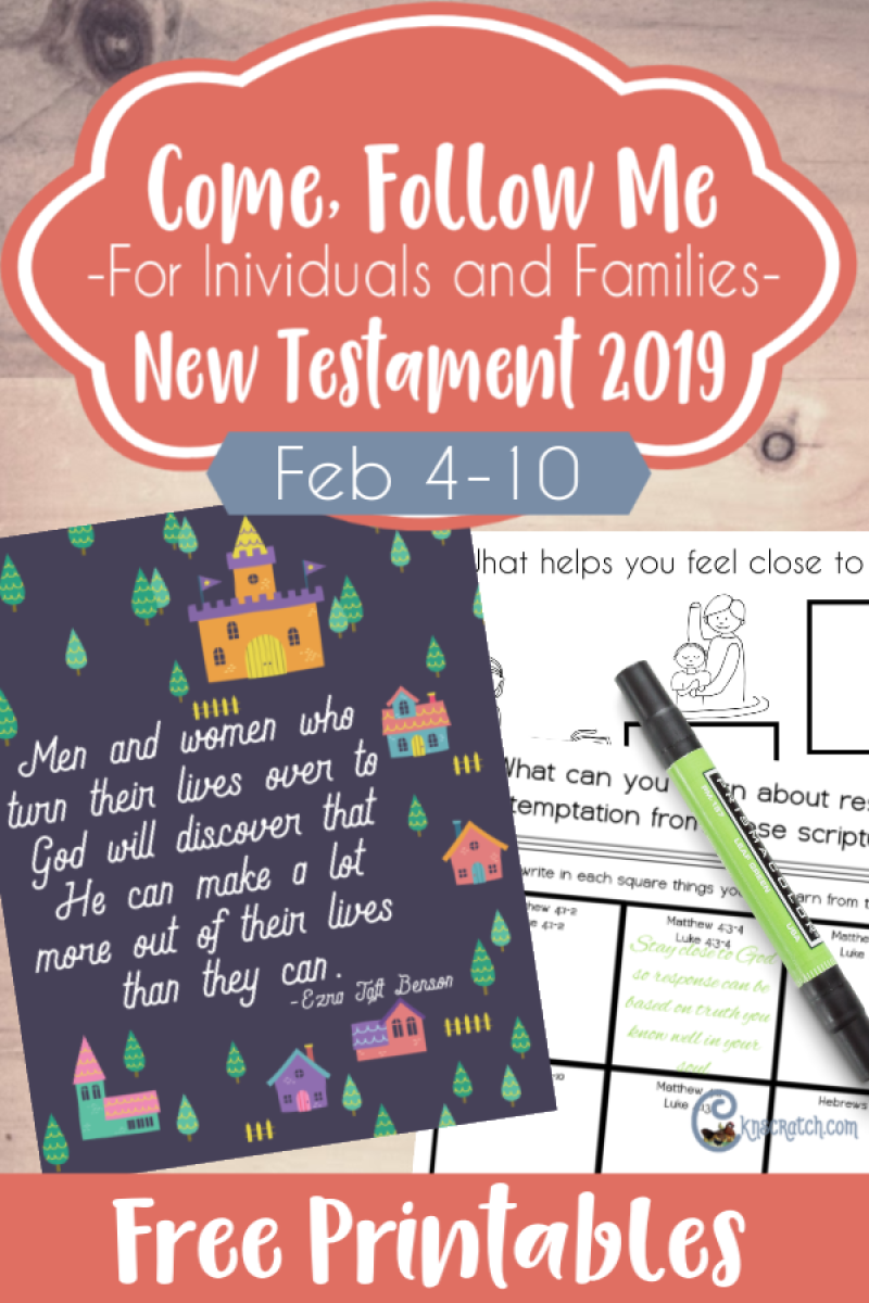 I love these resources- full of study suggestions, videos, LDS.org resources, and FREE printables! So nice to have as we study the New Testament. #teachlikeachicken
