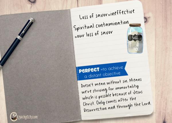 Journal inserts for Matthew 5; Luke 6 #teachlikeachicken