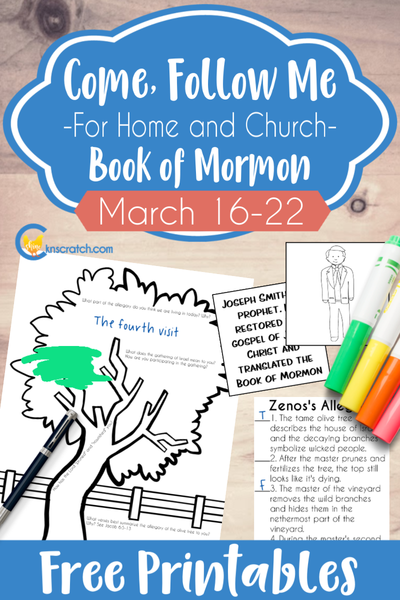 Book of Mormon Coloring Pages 27 Pages INSTANT DOWNLOAD | Etsy | 1200x800