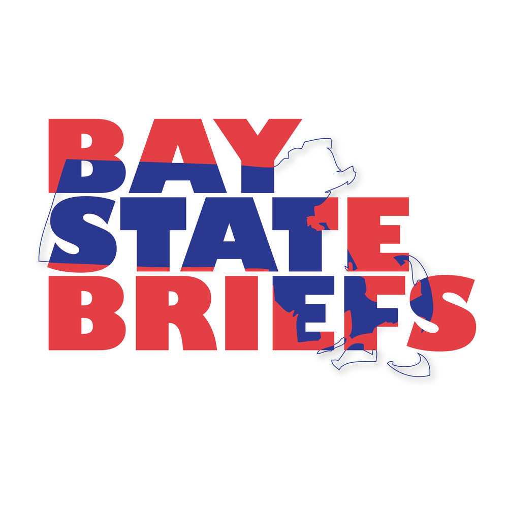 Bay State Briefs - Logo, filming, editing for video series as Massachusetts State House. Footage archived...