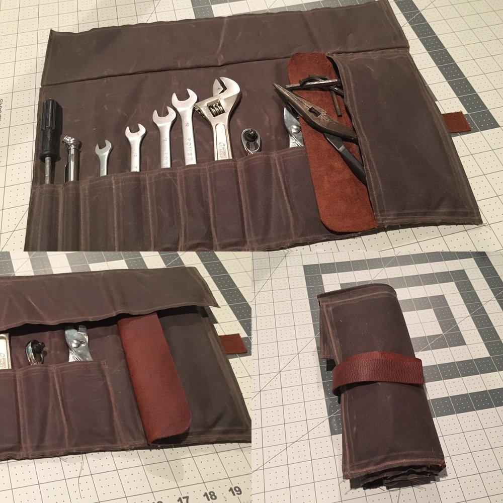 Project 2: Tool Roll
