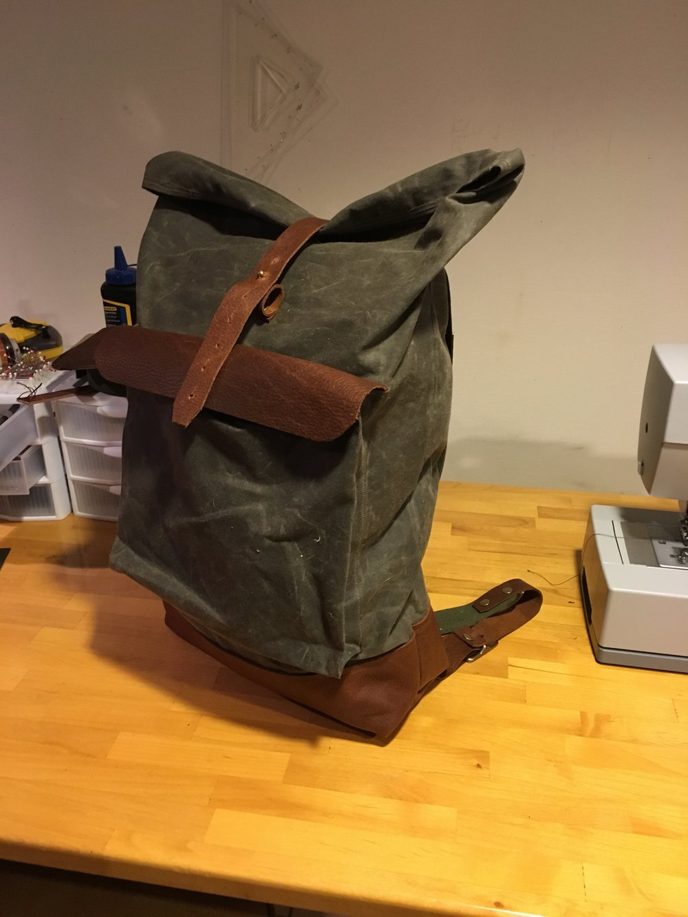 Project 3: First Backpack