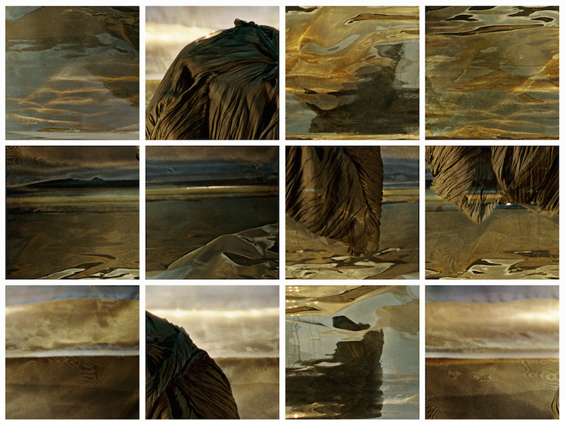 Cloud Cover 1.5,  2013 Archival inkjet print, 12 images, each 16 x 16 inches, 54 x 70 installation dimensions