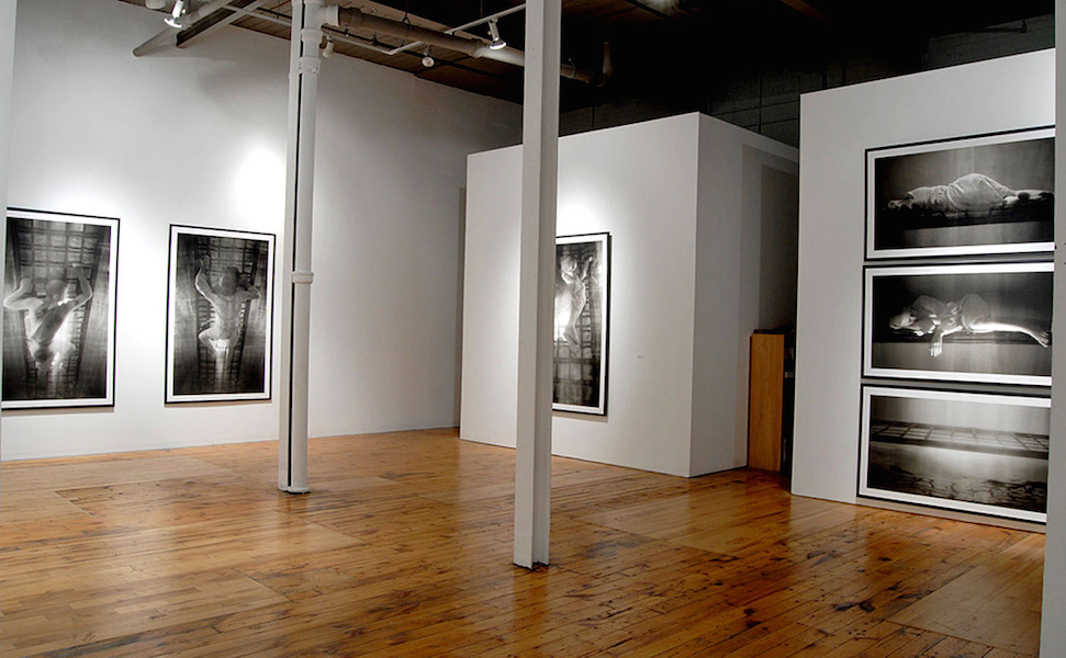 Installation View The Red Head Gallery, Toronto, 2006