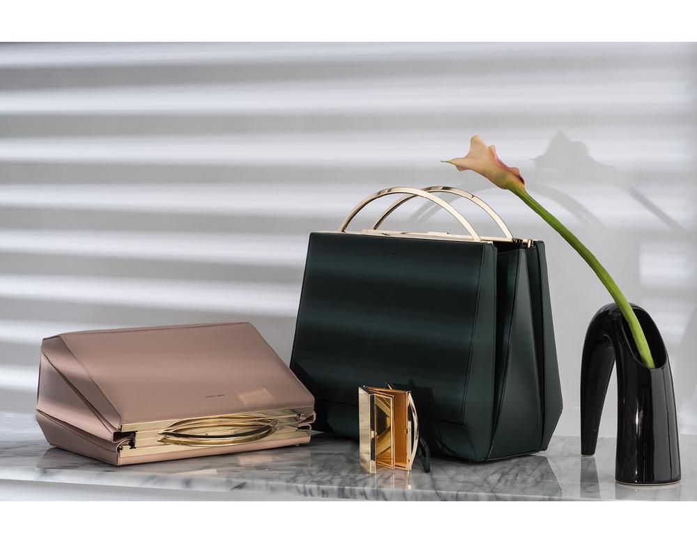 Editorial Campaign Eddie Borgo Leather