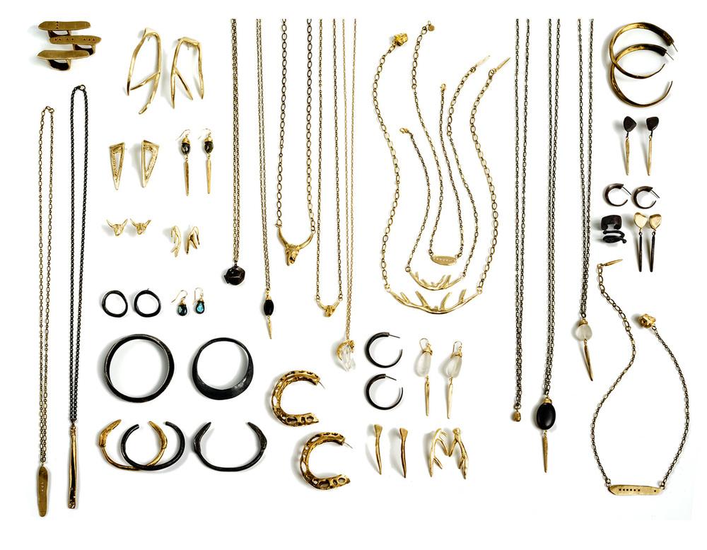 Lookbook Natalie Frigo Jewelry