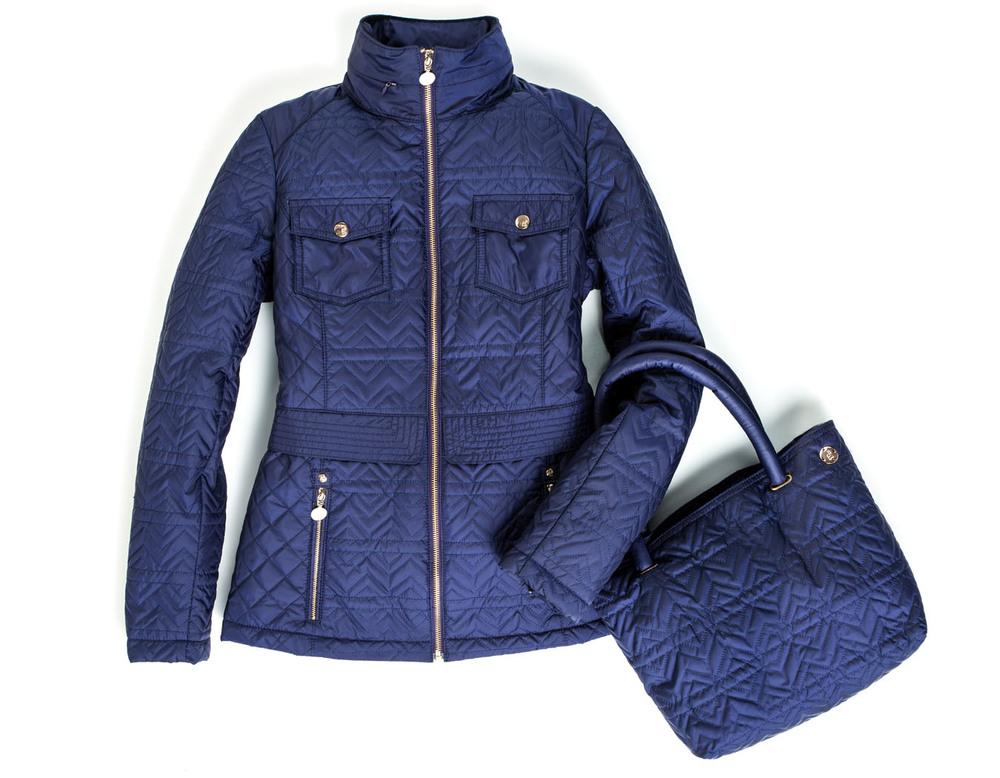 Bernardo USA Coat and Bag