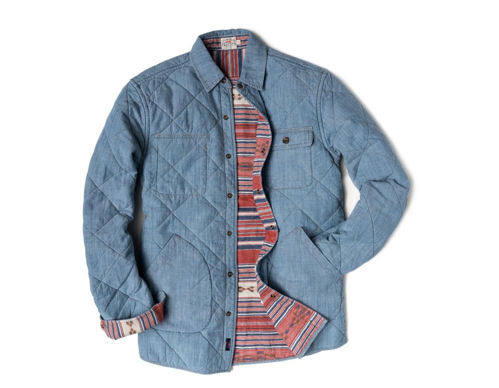 Faherty Jacket