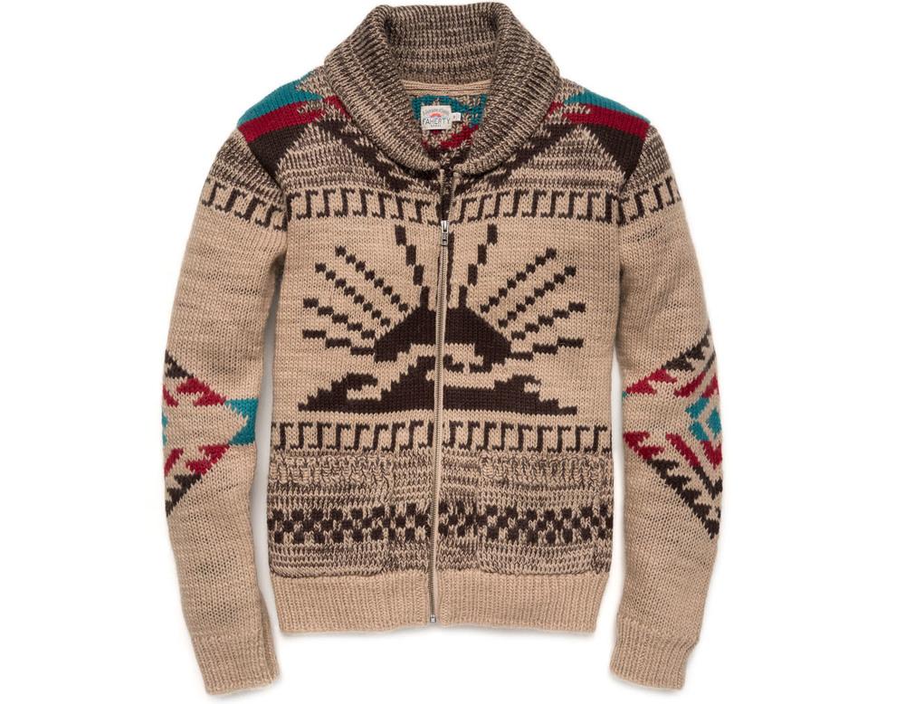 Fahrety Sweater
