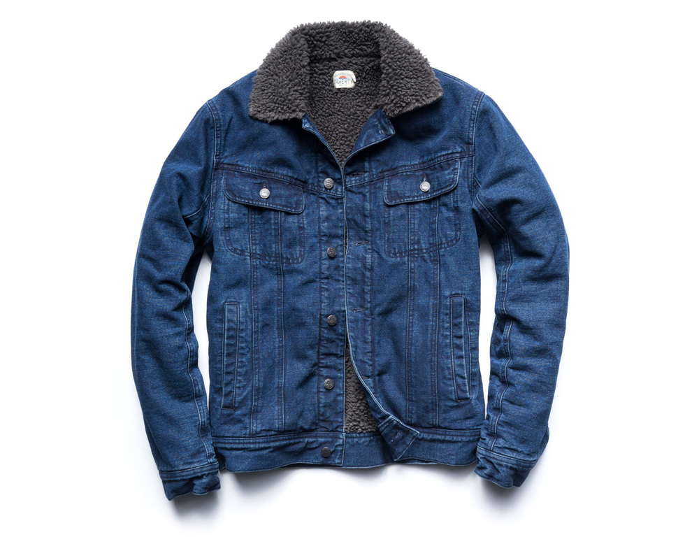 Faherty Jean Jacket