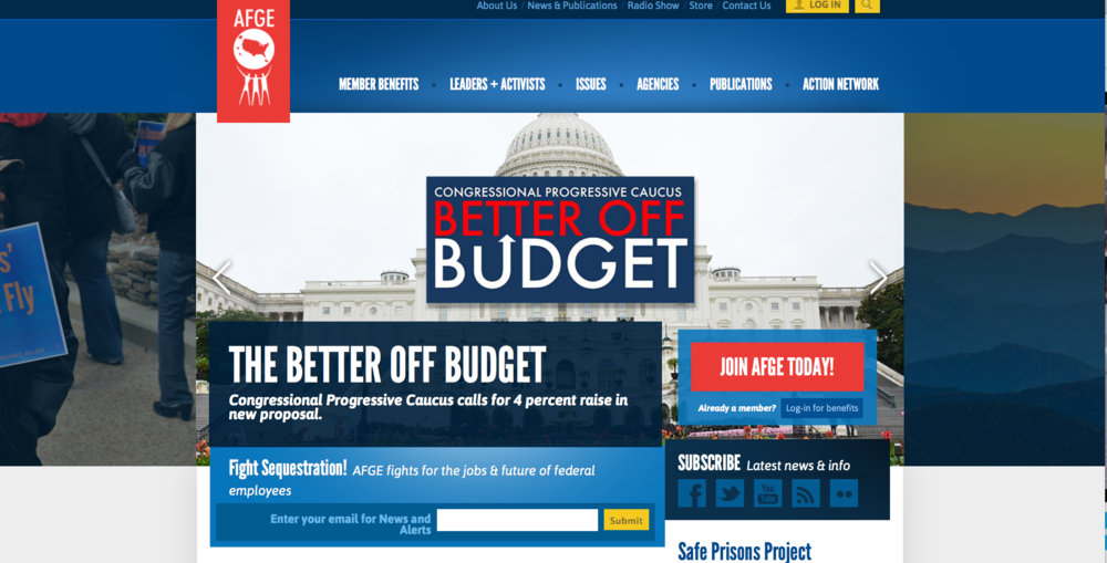 AFGE on the Better Off Budget and how it would affect Americans for the better.