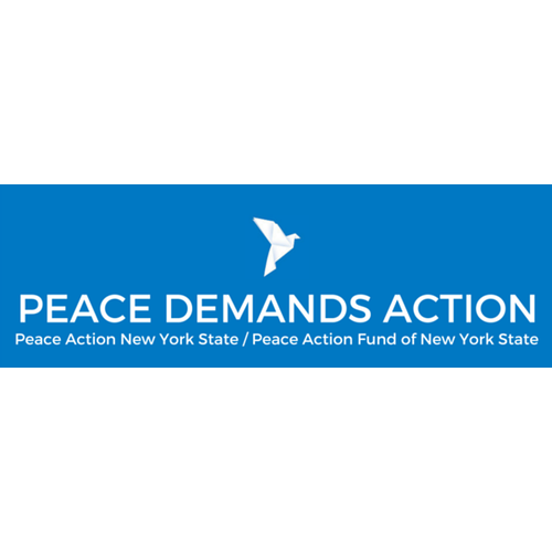 Peace Demands Action NY State