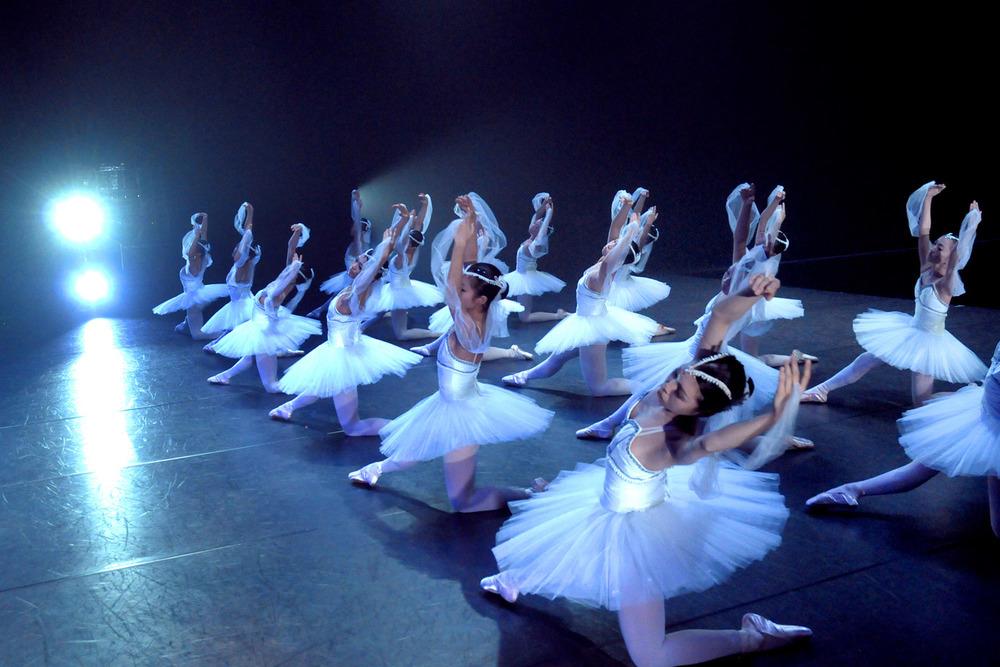 'La Bayadere' by Mitsuko Inao Ballet School