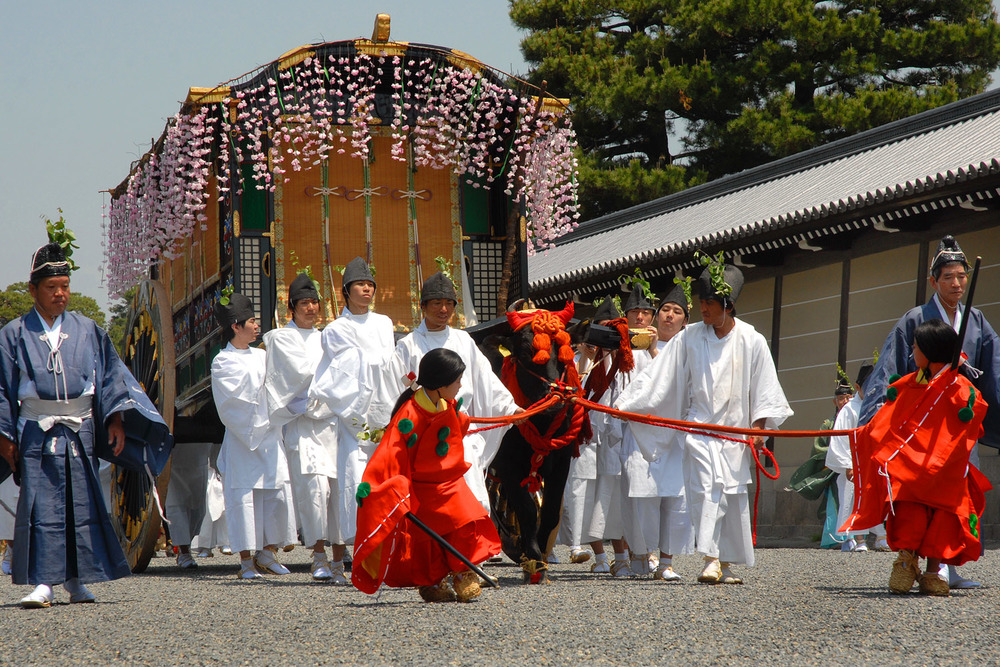 Parade of the Aoi Matsuri