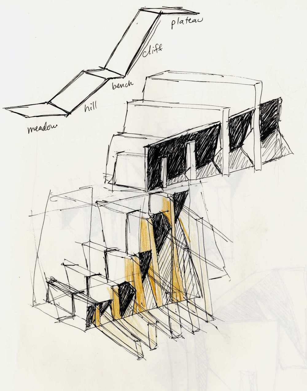 Initial Folly Sketch