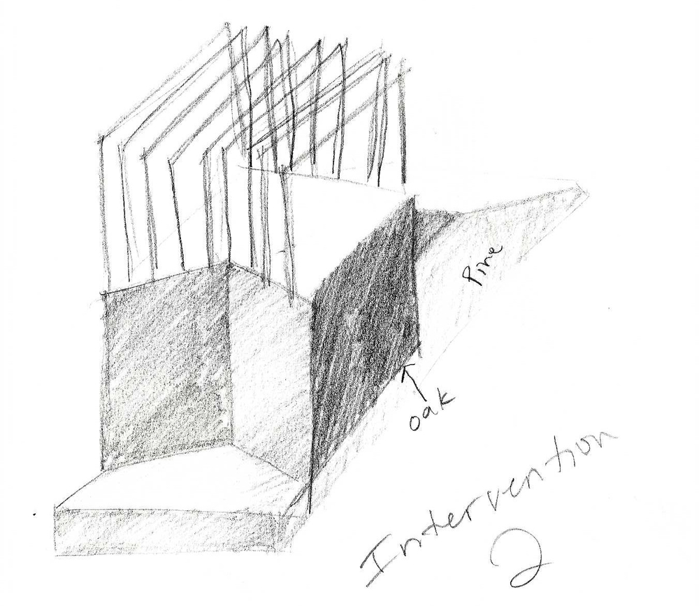 Intervention Sketch
