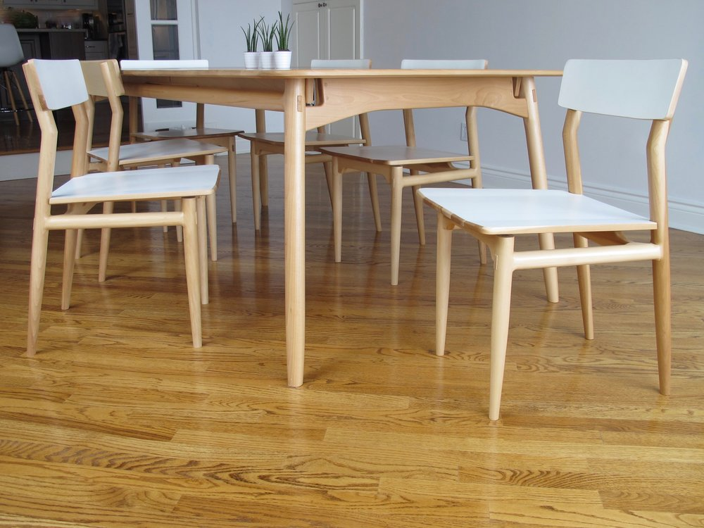 Lars Extension Table in Beech