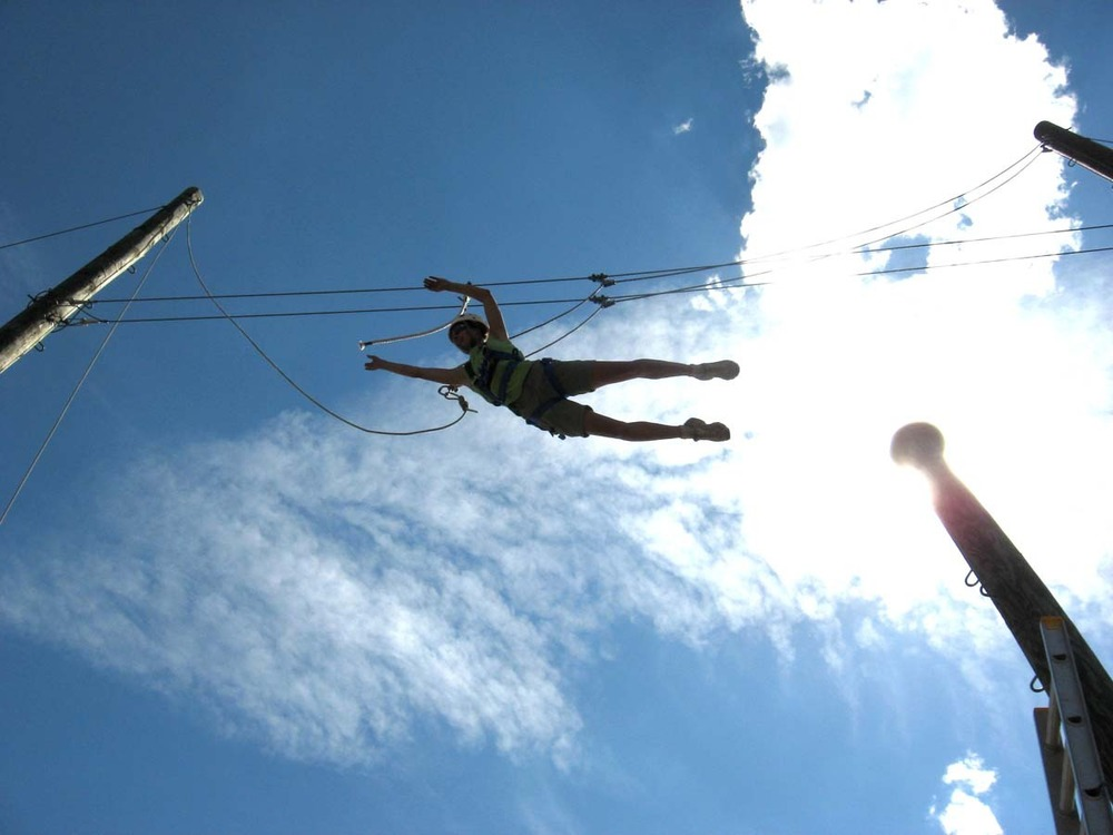 RMYC ropes course