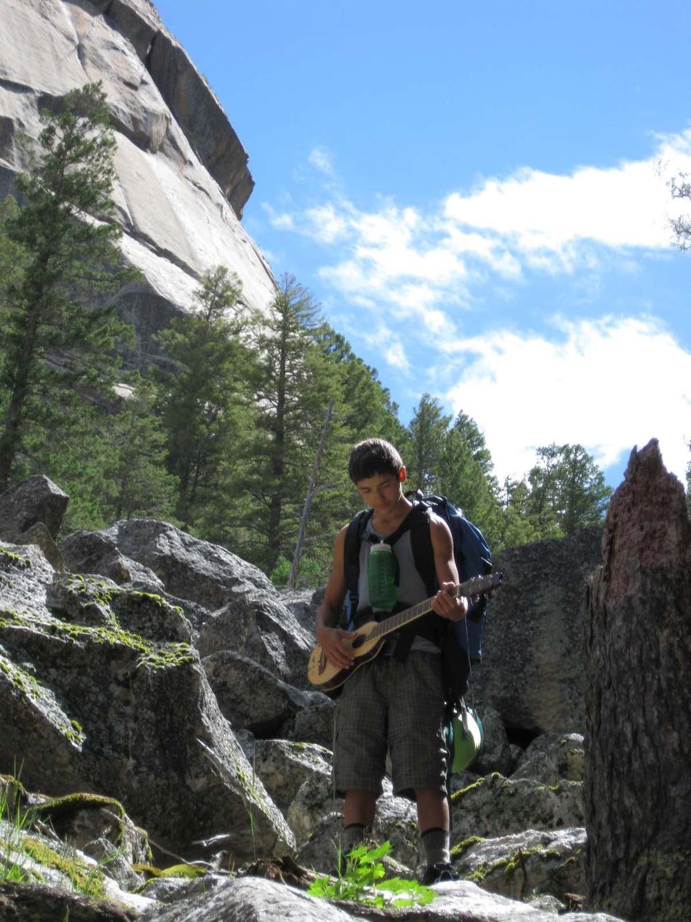 Del Medio Canyon