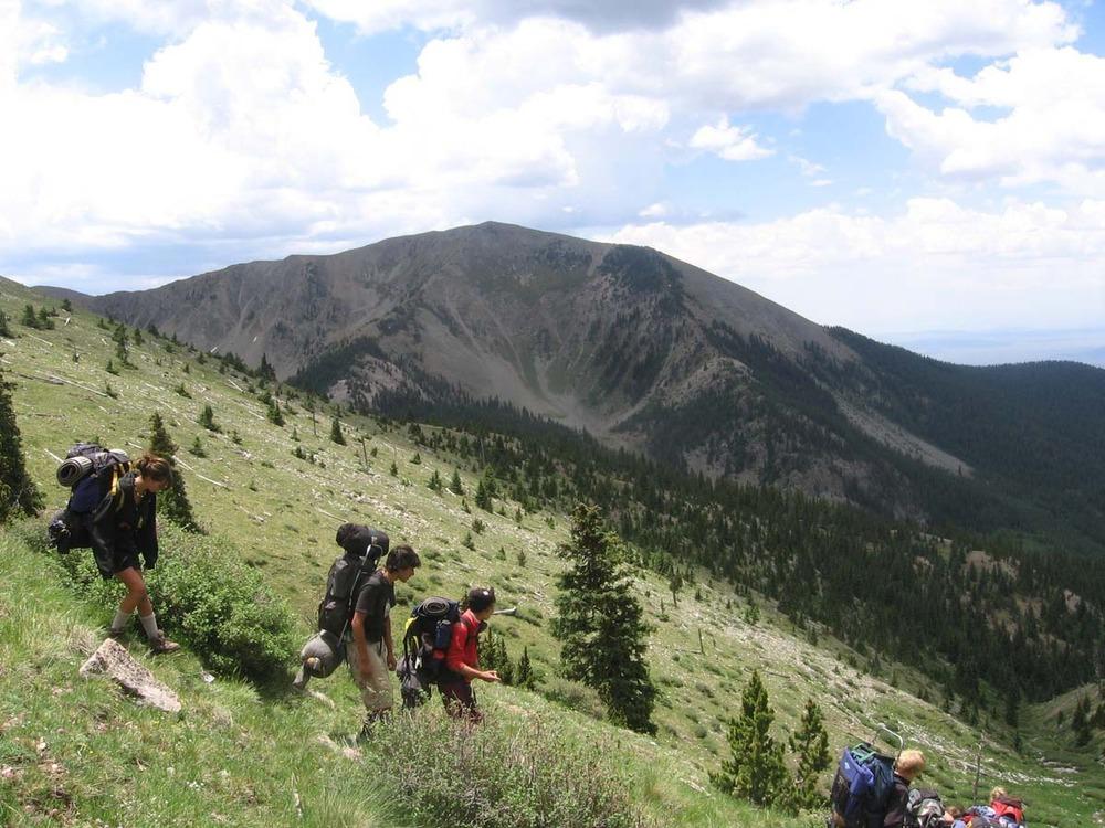 Cabresto Peak