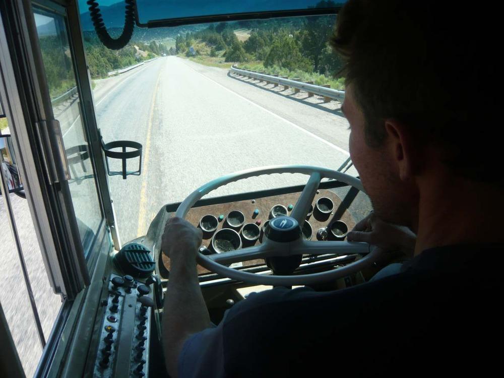 cruzin Cool Bus