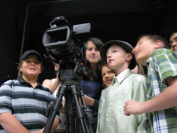 Water through a new lens- RWCS students focus on filmmaking skilz