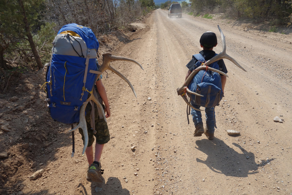 2nd Graders head back to civilization