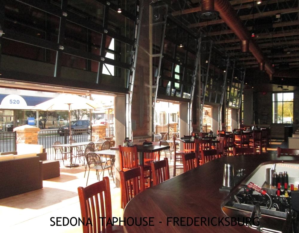 SEDONA TAPHOUSE - FREDERICKSBURG