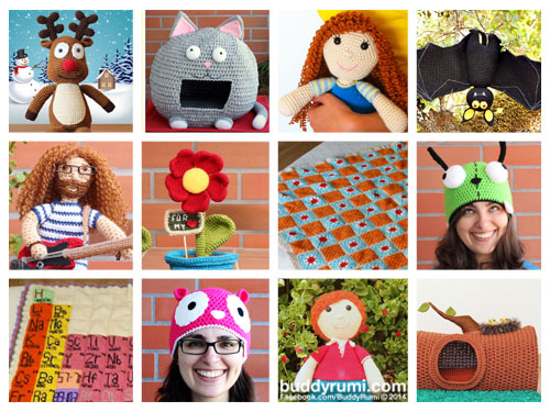 Amigurumi and crochet patterns 2013