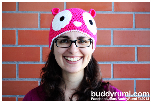 Hot Pink Crochet Hat.jpg