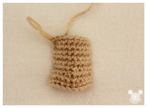 Crochet nose