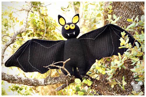 Crochet halloween amigurumi