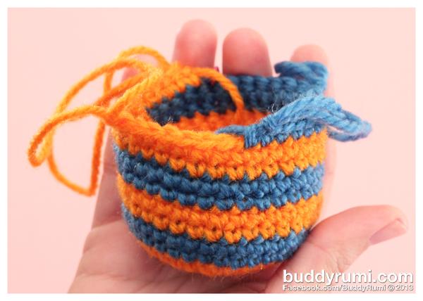 Amigurumi Jogless Stripes : How to... Make Perfect Stripes BuddyRumi