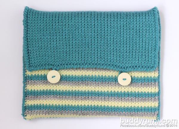 Crochet Ipad cover