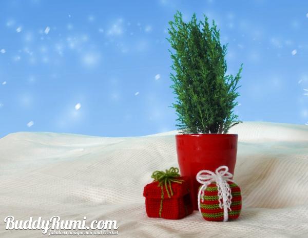 Amigurumi crochet gifts