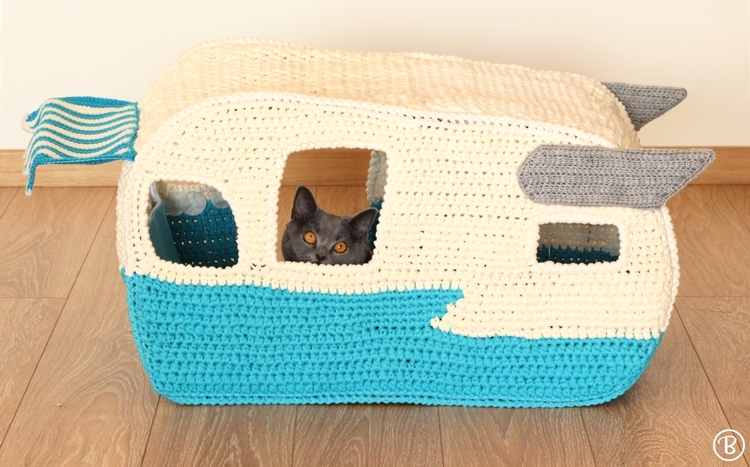 Pet House Pattern On The Road Pet Home Buddyrumi