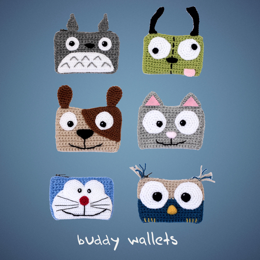 Buddy Wallets