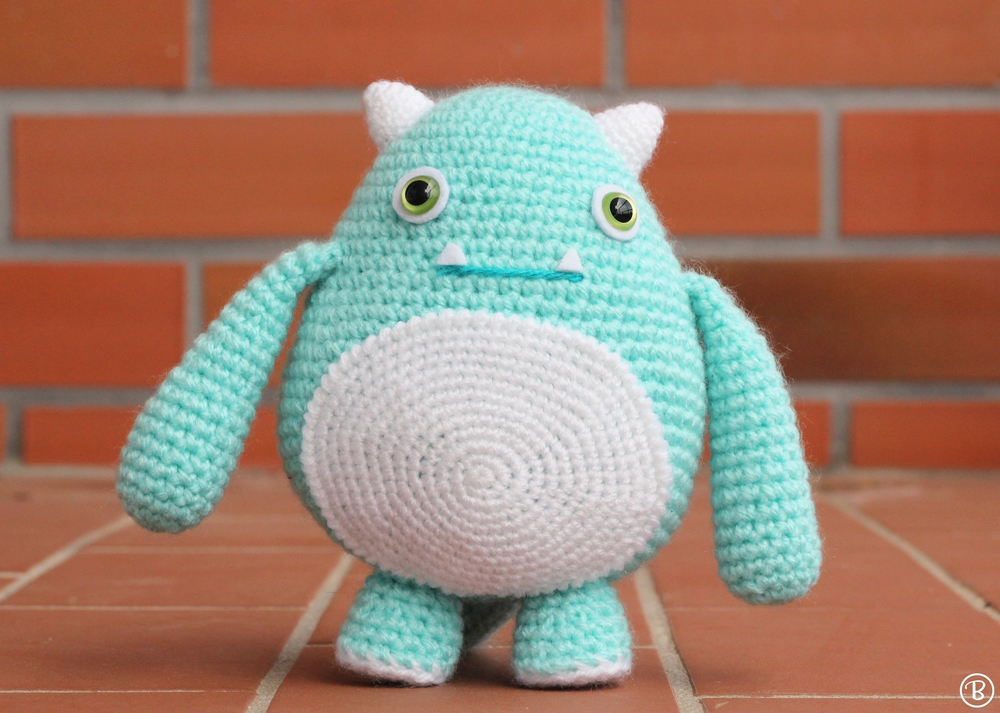 Amigurumi Baby Monsters : All BuddyRumi