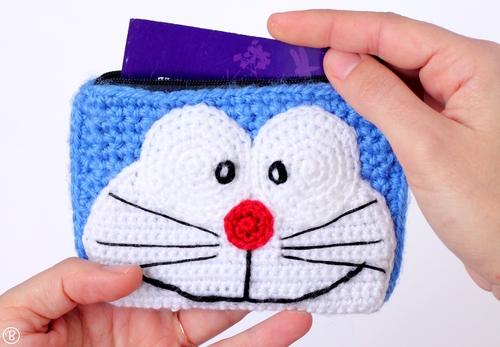 Amigurumi Doraemon Free Pattern : Buddy wallets i u2014 buddyrumi