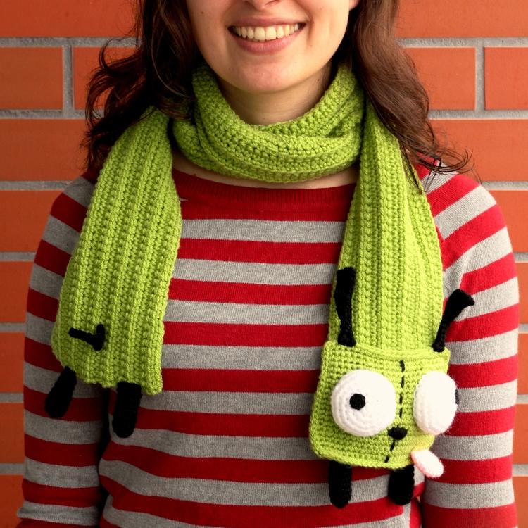 336e74b4606 Crochet Pattern  Gir Crochet Scarf — BuddyRumi