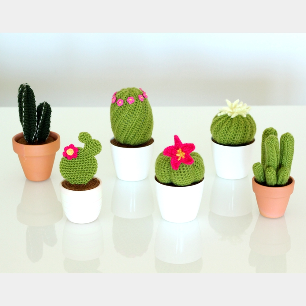 CACTUS – Amigurumi Patterns | 1000x1000