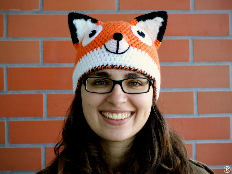Crochet Patterns Gir And Fox Crochet Hats Buddyrumi