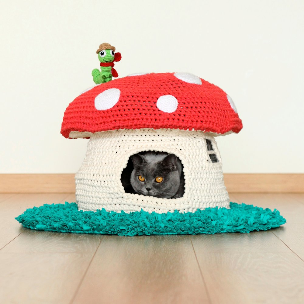 Pet House Pattern: Into the Woodland — BuddyRumi