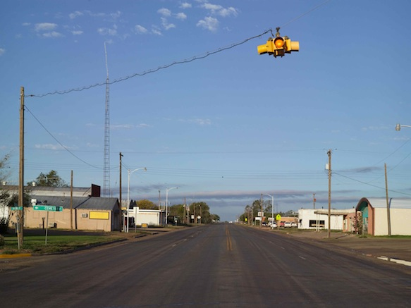 In a square mile of West Texas, vanishing roots of a wilder America.  Afar magazine .