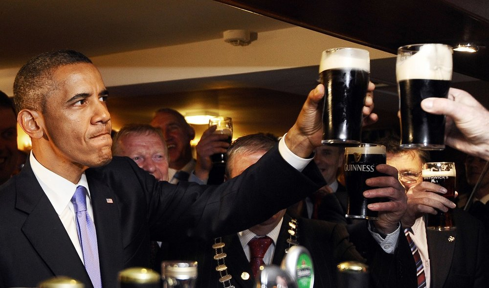 The New Yorker   The tiny Irish village where Barack Obama will always be president.