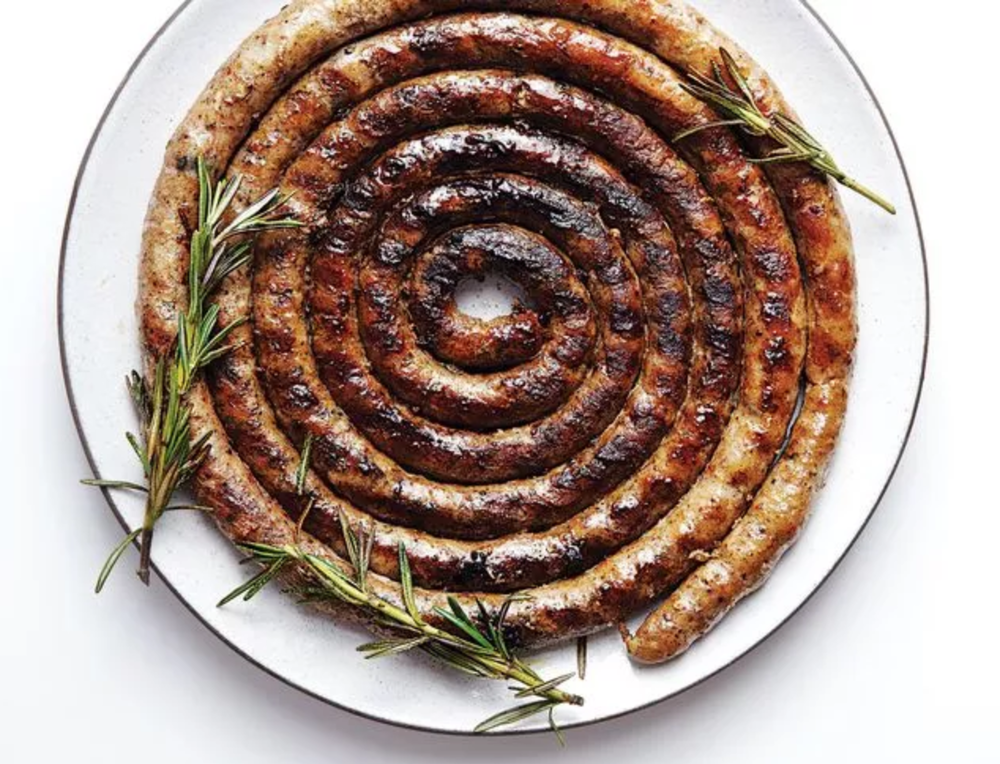 Saveur   How sausage gets made.